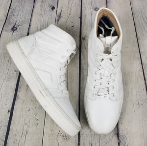 MARK NASON | Signal high top laceup sneakers shoes